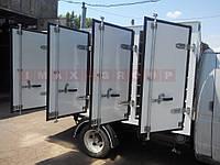Уплотнительный профиль дверей хлебных фургонов
