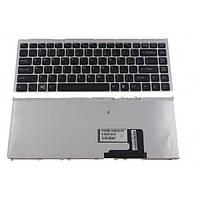 Клавиатура для ноутбука SONY (VGN-FW) rus, black, с фреймом