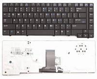 Клавиатура для ноутбука HP (Compaq: 8510p, 8510w) rus, black, without trackpoint