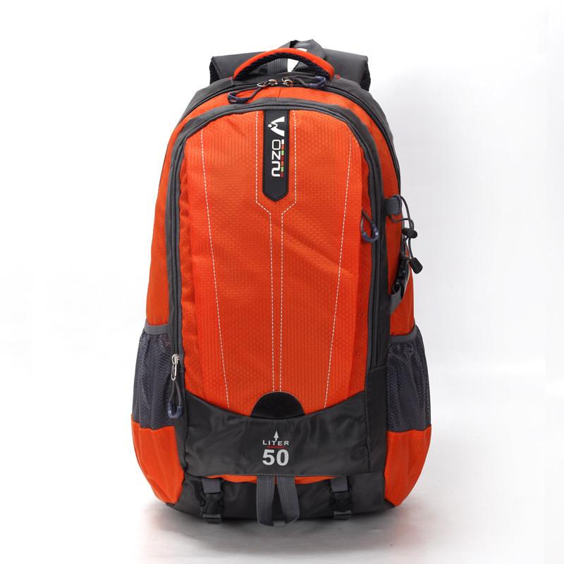 Рюкзак походный Ozon 50L orange