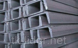 Швеллер стальной, швеллер БУ № 20, фото 2