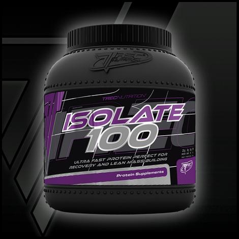 Высокобелковая добавка Isolate 100 - 1800 г
