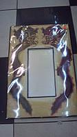 Декоративное зеркало настенное деревянное Драконы размер 60*40