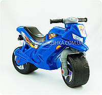 Мотоцикл-толокар «Орион» (синий)