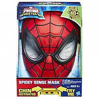 Электронная маска Человека-Паука - B5766
