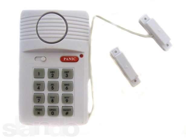 🔥✅ Кодовая дверная и оконная сигнализация YL-353