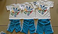 Детский костюм Adidas на рост 98-104 см. (3-4 года)