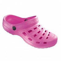 Женские тапочки сабо BECO розовый 90751 4, фото 1
