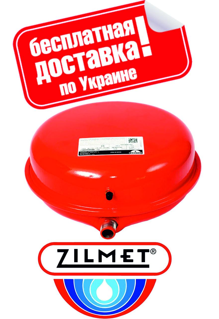 Бак Zilmet  oem-pro для монтажа в котлы плоский  10л 3bar