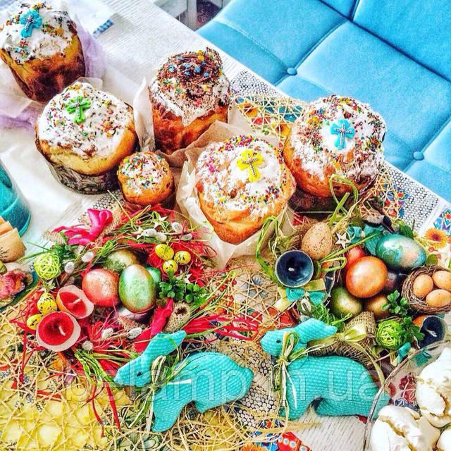 пасхальный веночек купить украина