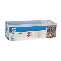 Картридж тонерный HP 125A для Color LaserJet CP1215/CP1515/CM1312 Magenta (CB543A)