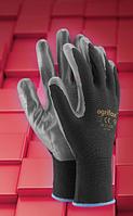 Перчатки из нейлона с нанесением нитрила OX-NITRICAR BS