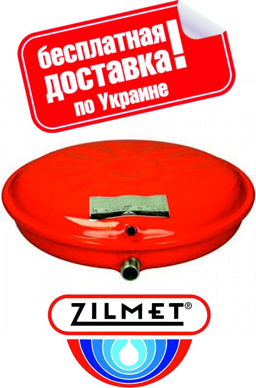 Бак Zilmet  oem-pro для монтажа в котлы плоский Арт. 531  14л 3bar рифлёный