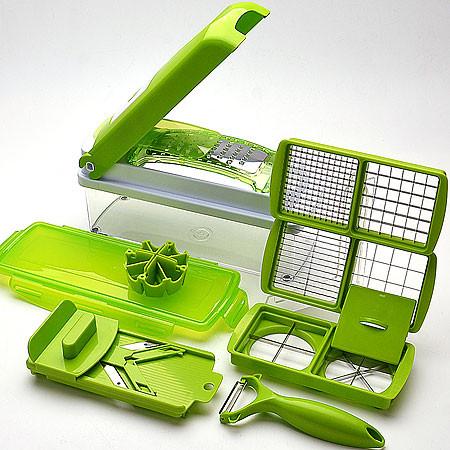 Овощерезка  (аналог Nicer Dicer Plus) - кухонный измельчитель