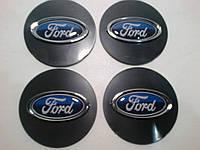Наклейка на колпачок диска Ford 60 мм