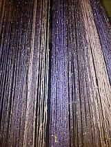 Шторы нити с люрексом радуга 09, фото 2