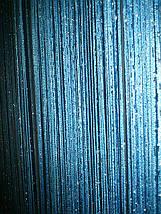 Шторы нити с люрексом  10, фото 3