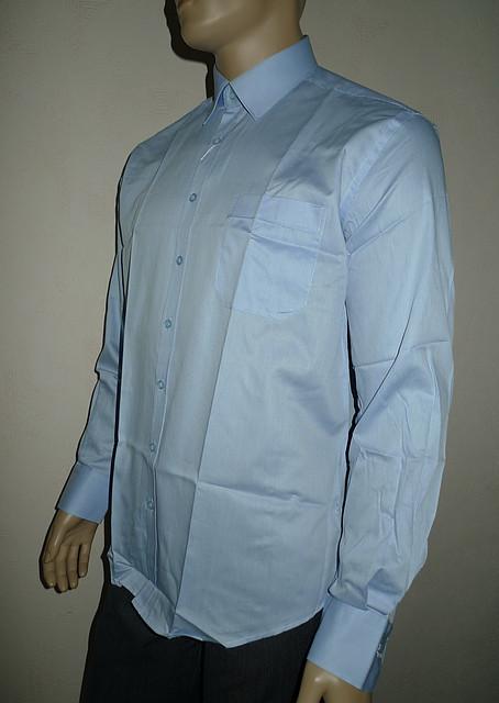 Хлопковая рубашка в полоску AYGEN (Турция)
