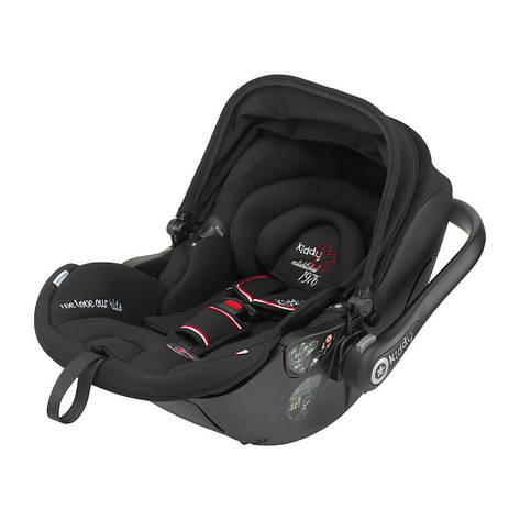 Автокресло Kiddy Evo-Lunafix 0-13 кг Isofix (41530EP075) Les Mans (чёрный), фото 2