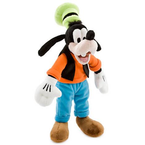 Плюшевая игрушка Гуфи 25 см Дисней / Goofy Plush Disney