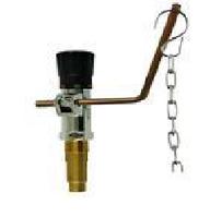 Механический регулятор тяги котла Regulus RT3 Ø 3/4