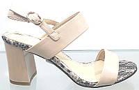 Босоножки женские Vallenssia на каблуке, женские босоножки