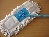 Швабра для уборки ламината, плитки, линолеума 40см