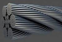 Канат (трос) стальной 6,7 ГОСТ 7668-80