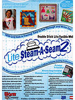 Бумага для термоаппликаций Lite Steam-A-Seam 2, 5шт