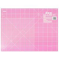 """Коврик для пэчворка Olfa Cutting Mat - Pink 18"""" x 24"""" 45см х 60см"""