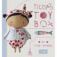 Книга идеи и выкройки Tilda's Toy Box