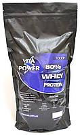 "Сывороточный протеин 80% Whey Protein ""VITA POWER"" 1кг."