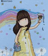 """Набор для вышивания Rainbow Dreams """"Веселкові мрії"""", XG32"""