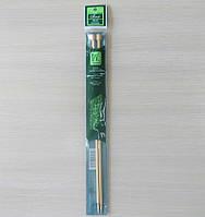 Спицы прямые бамбуковые Clover 33см 5мм