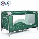 Манеж - ліжко 4Baby Royal, фото 2