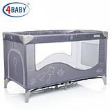 Манеж - ліжко 4Baby Royal, фото 3