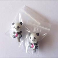 Заглушки для сменных шнуров HiyaHiyа Panda Large, 2 шт
