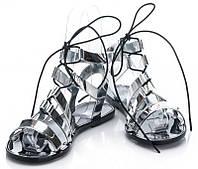 Резиновые женские сандалии  размеры 36