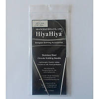 Спицы HiyaHiya круговые металлические 40см 3мм