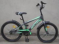 Велосипед TILLY FLASH 20 T-22044 Blue