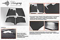 Коврики салона Audi A6 (С7) 11-/A7 Sportback 10-, 4 шт (Stingrey)