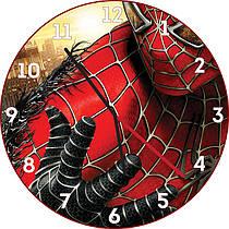 Настенные часы Человек Паук