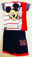 Костюм ( футболка + шорты) Микки Маус Disney