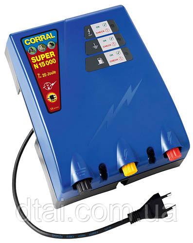 Сетевой генератор Corral Super N15000 Германия