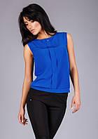Тонкая блуза из летнего комфортного евробенгалина, фото 1