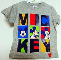 Детская футболка микки маус на мальчика
