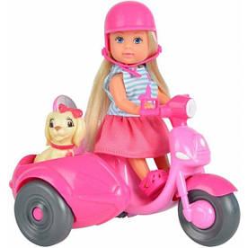 Кукла Эви Прогулка на скутере Simba Toys 5736584