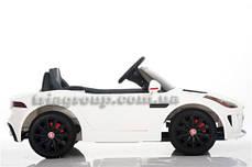 Детский электромобиль Jaguar F-type, фото 2