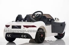 Детский электромобиль Jaguar F-type, фото 3