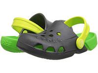Оригинальные крокс электро Crocs Kids' Electro Clog